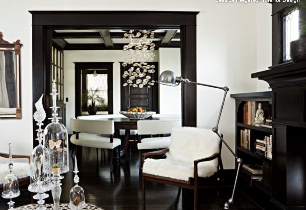 5 Tips to Incorporate Black Decor Into Your Home