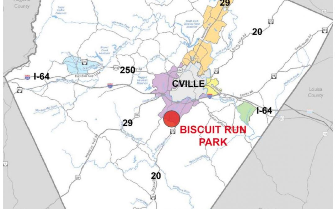 Biscuit Run Park Master Plan Adopted